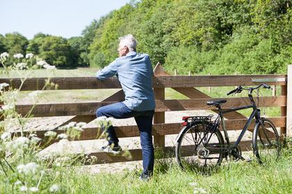 Heerlijke fietsroutes