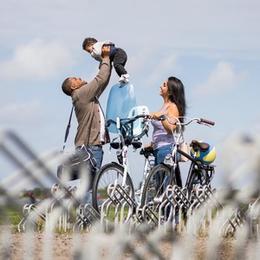 Met een elektrische moederfiets heb je meer energie over