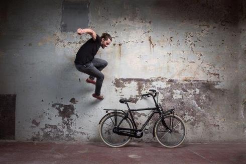 Urban fiets: de Batavus Quip