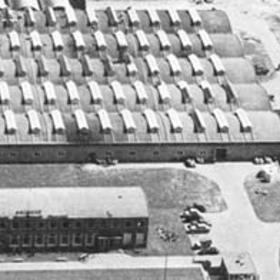 1956: Moderne fabriek