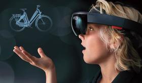 HoloLens Snakeware met Batavus Bryte