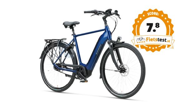 Batavus Finez E-go® Power Exclusive – een top e-bike voorzien van alle luxe