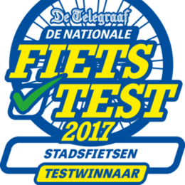Testwinnaar Nationale Fietstest Telegraaf