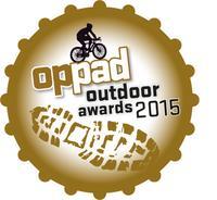 Logo Op Pad Outdoor Awards 2015 - brons
