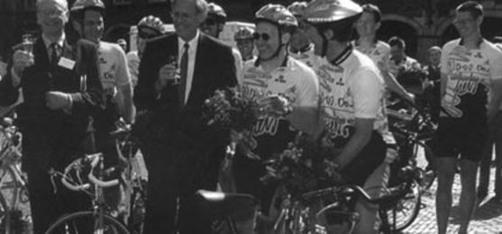 1997: Nederland op een fiets van de zaak
