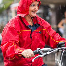Veilig de winter door e-biken