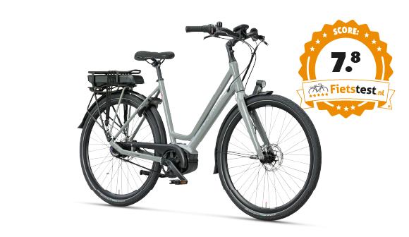Dinsdag E-go® Classic Exclusive – de sportieve e-bike voor dagelijks woon-werkverkeer