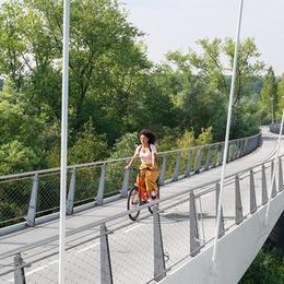 Ga op de fiets naar je werk