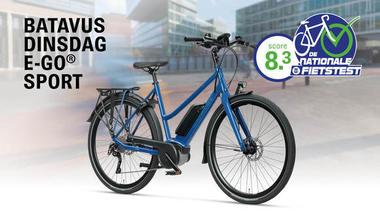 Telegraaf E-biketest