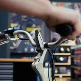 Het stuur van je fiets afstellen