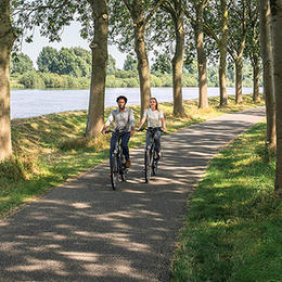 Elektrisch fietsen kan iedereen