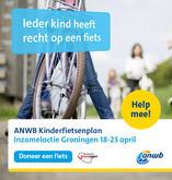 Doneer een fiets!