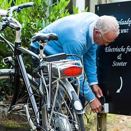 Check je elektrische fiets