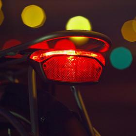 Afbeeldingsresultaat voor veilige fietsverlichting