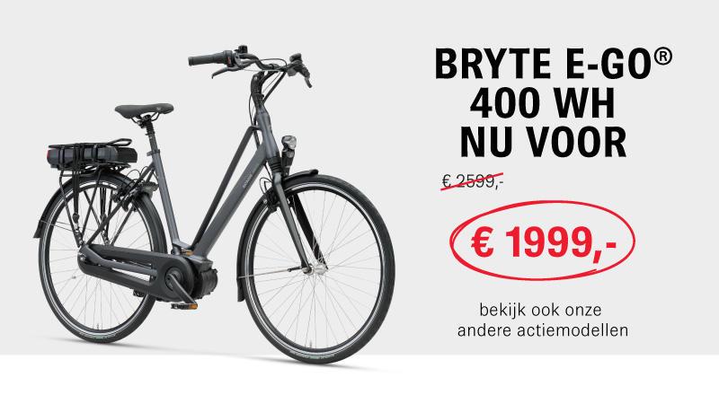 Batavus elektrische fietsen in prijs verlaagd!