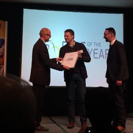 Eervolle vermelding bij Bike of the Year award: Batavus Razer