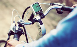 Display e-bike