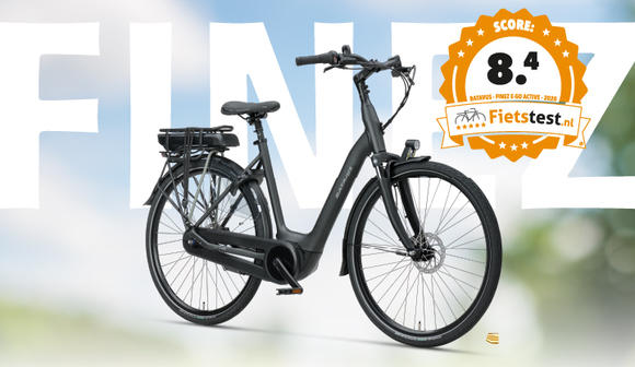 Batavus ontvangt fantastische scores in de AD-fietstest