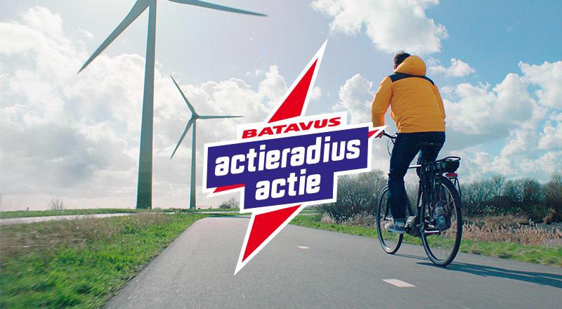 Batavus Actieradius Actie