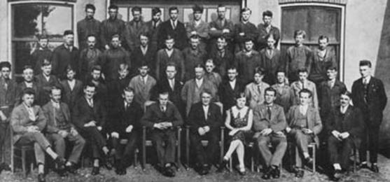 1929: 25-jarig jubileum
