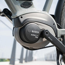 Uitgerust met Bosch technologie