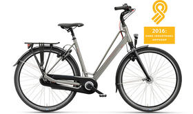 Allernieuwste fiets Batavus Bryte nu al bekroond met GIO Award