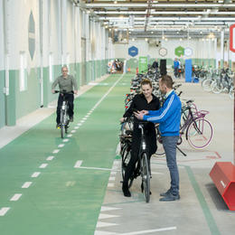 Elektrische fiets zelf ervaren?