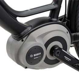 Betrouwbare Bosch Active Line Plus middenmotor