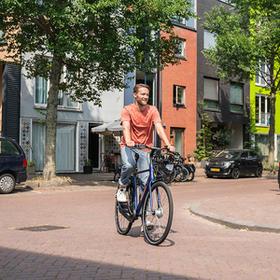 Wat is een derailleurversnelling op een fiets?
