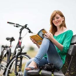 Op fietsvakantie in het voorjaar?