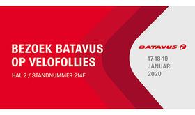 Bezoek Batavus tijdens Velofollies 2020; de grootste fietsenbeurs van de Benelux