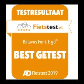 Batavus Fonk E-go® Winnaar AD Fietstest