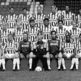 1993: Hoofdsponsor SC Heerenveen