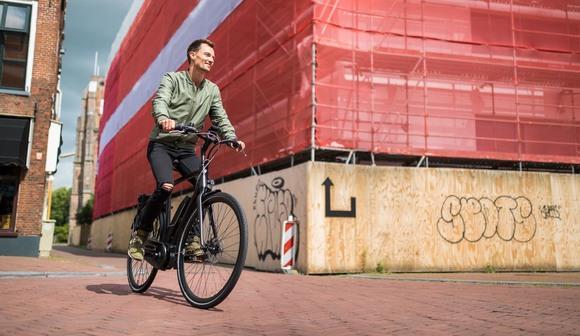 Veilig op de fiets tijdens de Corona Periode