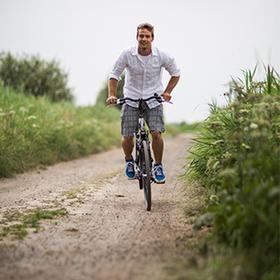 Leuke fietsroutes met iets extra's