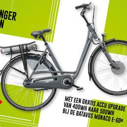 Hoge scores  in Nationale e-bike test Telegraaf