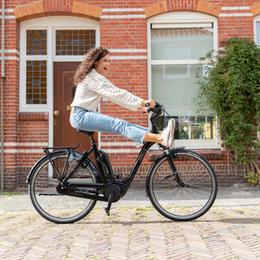 Wat is een traploze versnelling op een fiets?