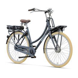 Zijn er elektrische schoolfietsen van Batavus?
