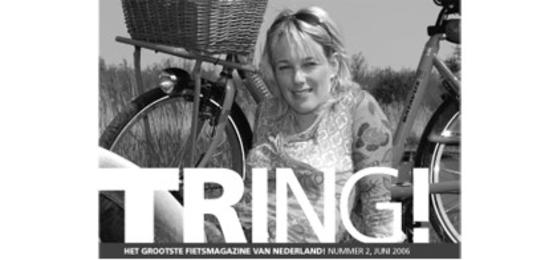 2006: TRING! Grootste fietsmagazine van Nederland